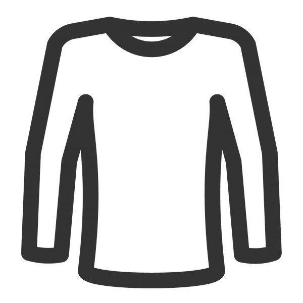 T-Shirt Jungen FSG Grau