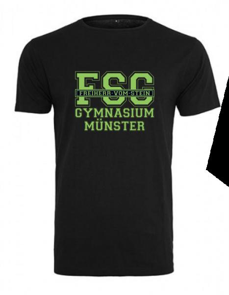 T-Shirt Jungen FSG Schwarz